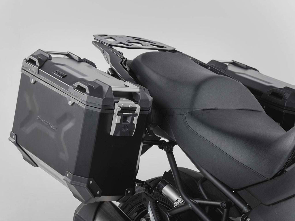 SW Motech TRAX ADV Pannier System Black 37L (Left & Right)