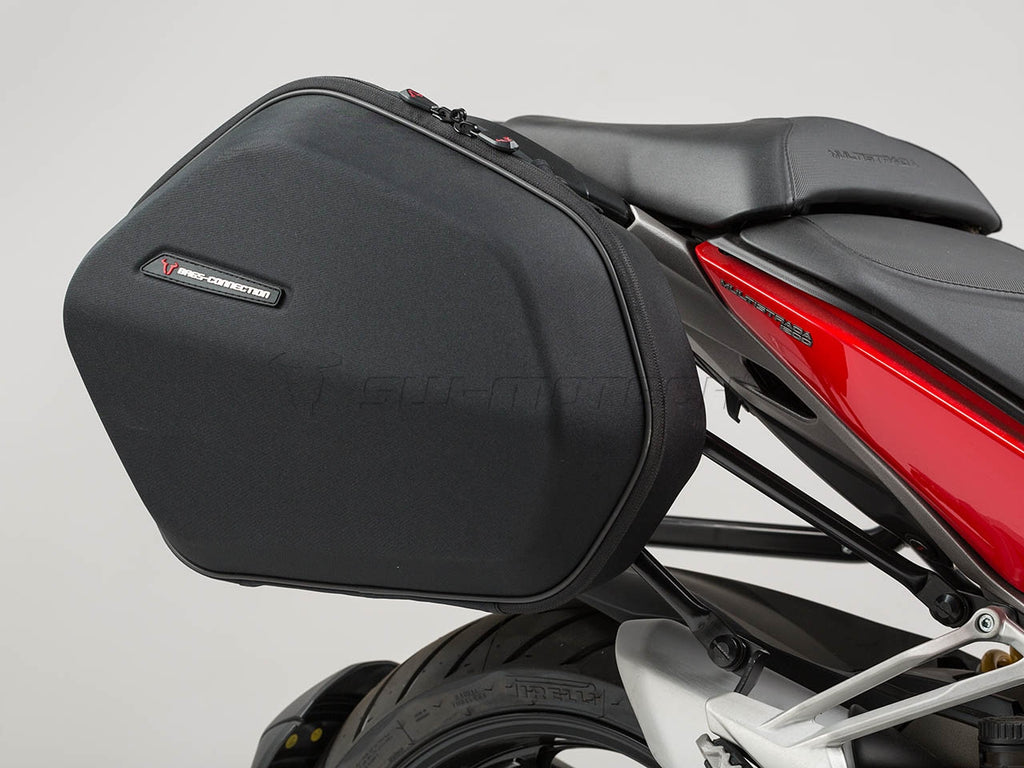 SW Motech AERO ABS Sidecase System