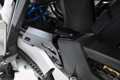 SW Motech Extension for chain guard Black