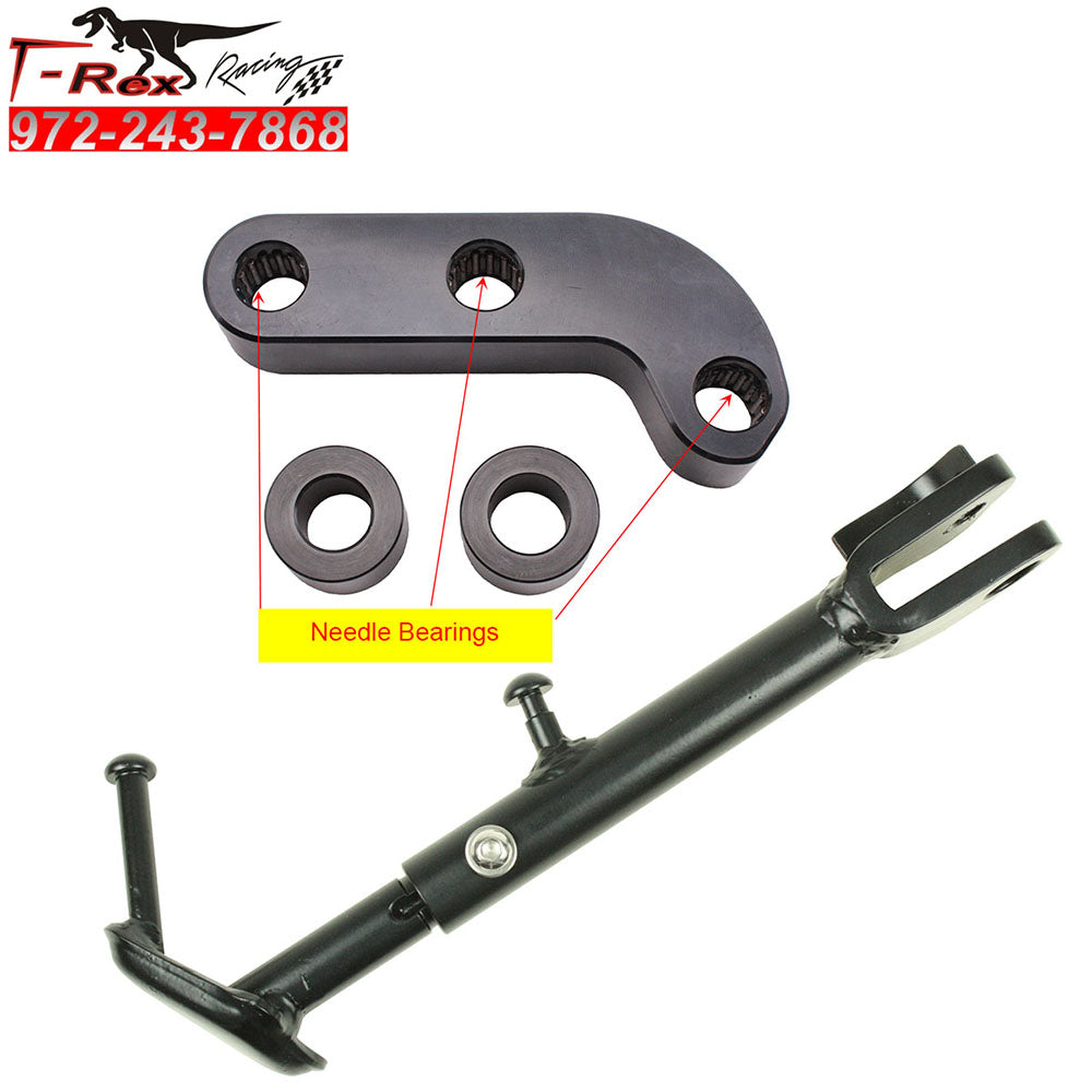 T Rex Lowering Links and Adjustable Kickstand