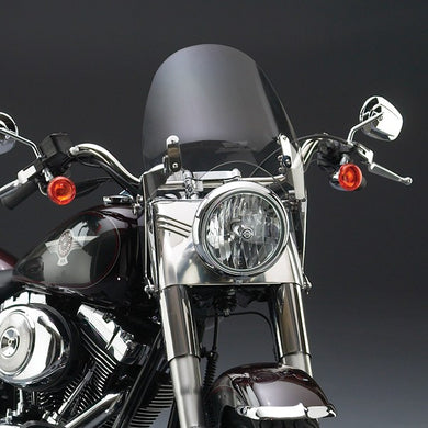 National Cycle SwitchBlade® Deflector™ Quick Release Windshield Clear