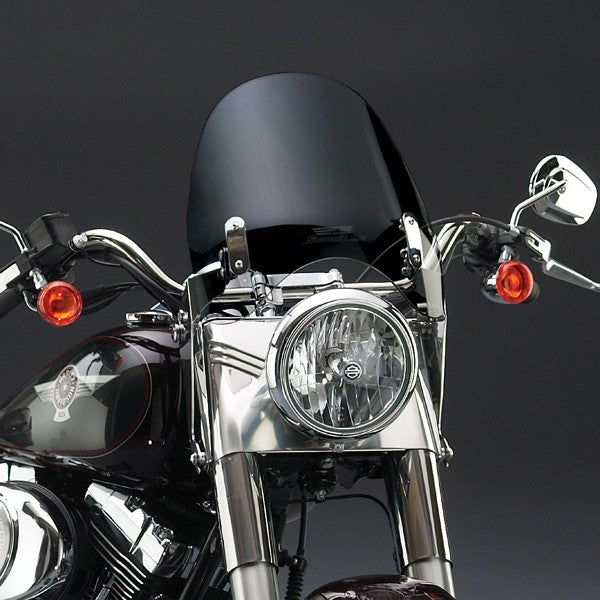 National Cycle SwitchBlade® Deflector™ Quick Release Windshield Light Tint