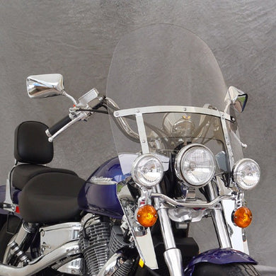 National Cycle Touring Heavy Duty™ Windshield Clear