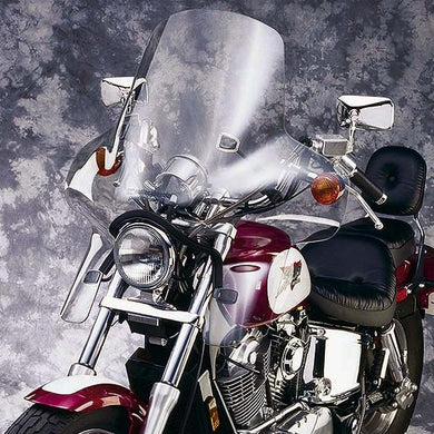 National Cycle Plexifairing 3™ Windshield Fairing Clear