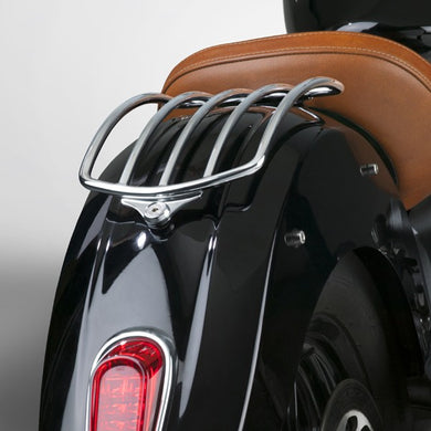 National Cycle Paladin® Fender-Mount Solo Luggage Rack for Indian® Scout Chrome