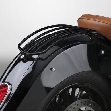 National Cycle Paladin® Fender-Mount Solo Luggage Rack for Indian® Scout Black