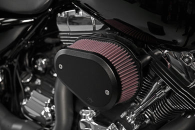 K&N Custom Air Filter Assembly