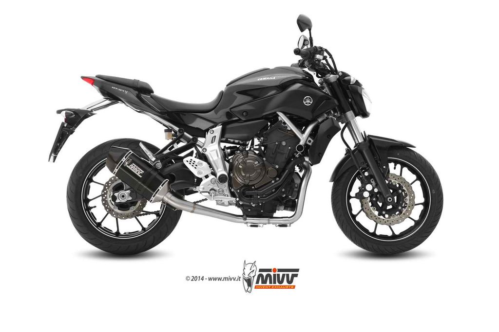Mivv GP Full System CARBON Exhaust