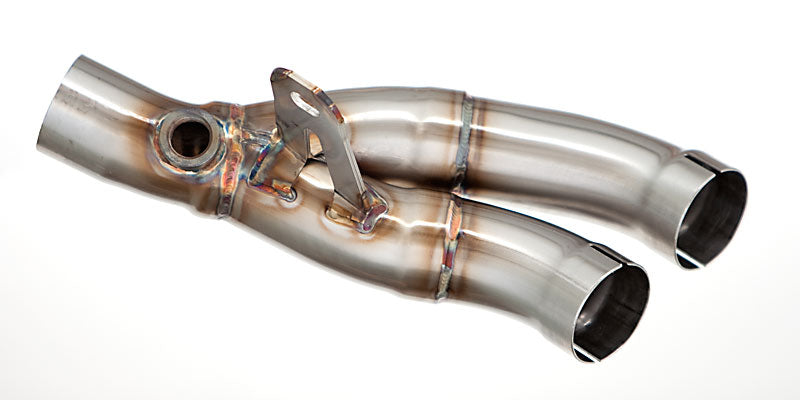 M4 Exhaust MUFFLER BOX ELIMINATOR KIT