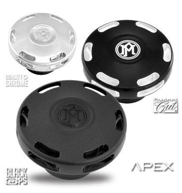 Performance Machine Apex Fuel Caps