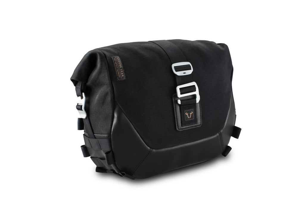SW Motech Legend Gear side bag LC1 Left - Black Edition