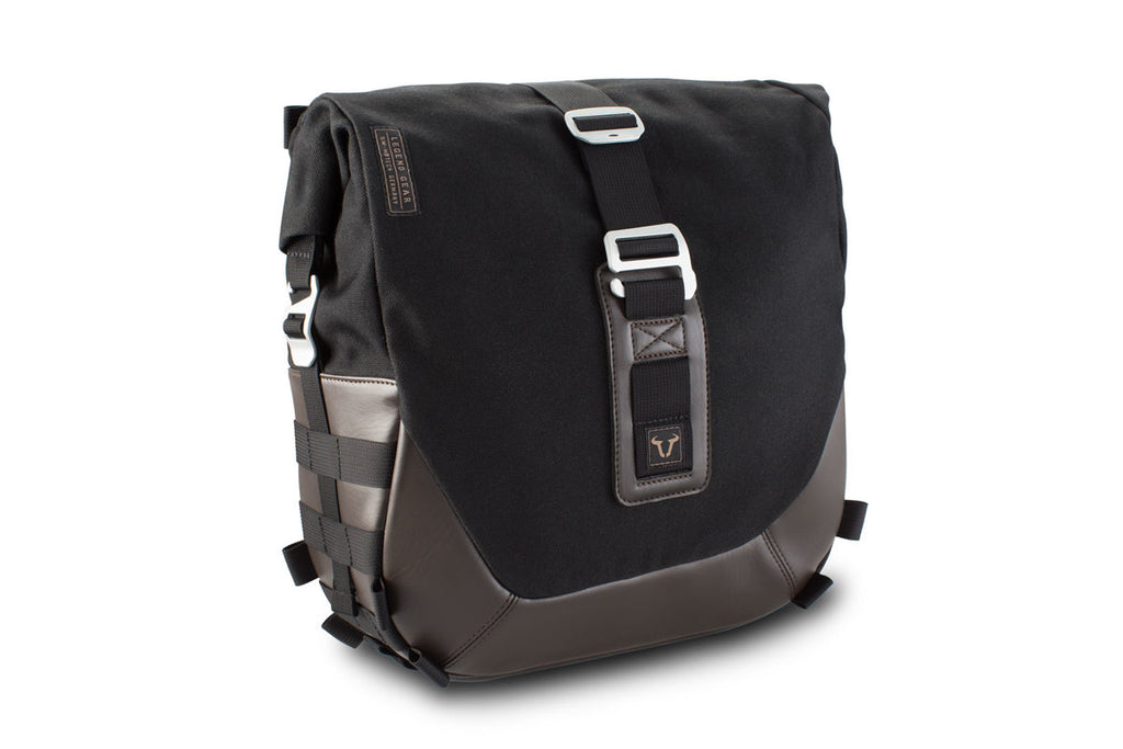 SW Motech Legend Gear saddlebag LS2