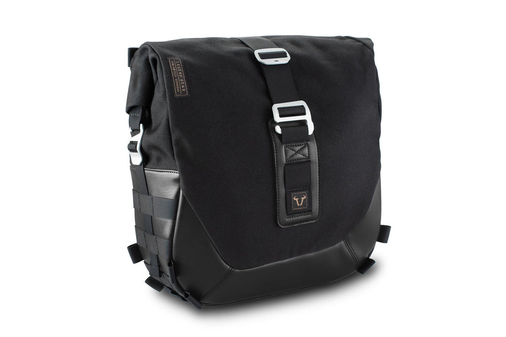 SW Motech Legend Gear side bag LC2 Right - Black Edition