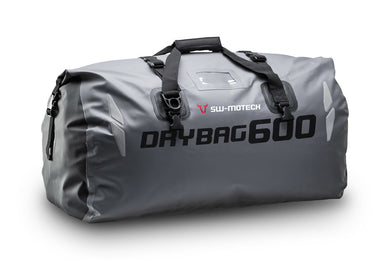 SW Motech Drybag 600 tail bag Grey