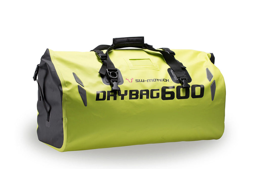 SW Motech Drybag 600 tail bag Yellow