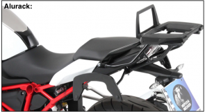 Hepco & Becker Alurack Top Case Carrier BMW R 1250 R 2019+