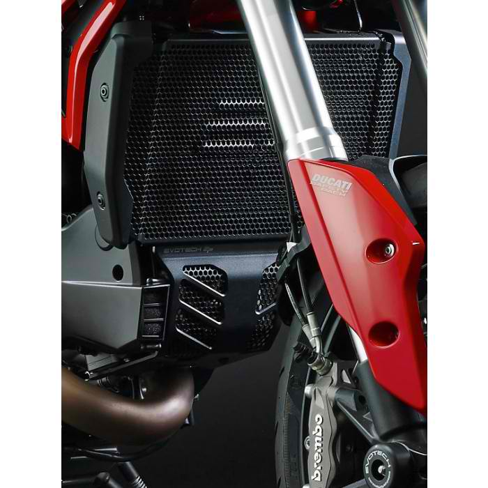 Evotech Performance Radiator And Engine Guard Set 2013+