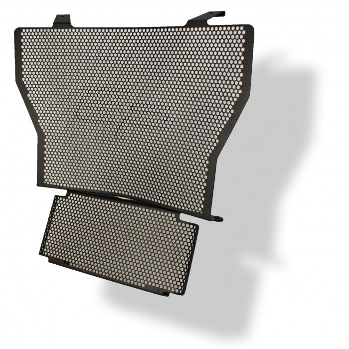 Evotech Performance Radiator And Oil Cooler Guard Set