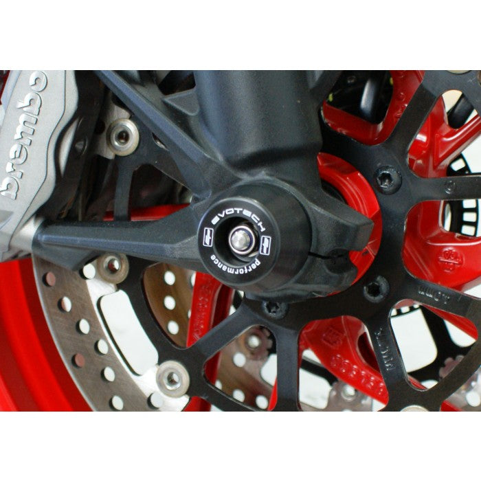 Evotech Performance Front Fork Spindle Bobbins