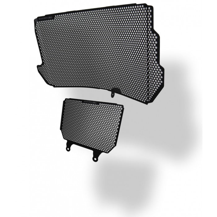 Evotech Performance Radiator Guard Set