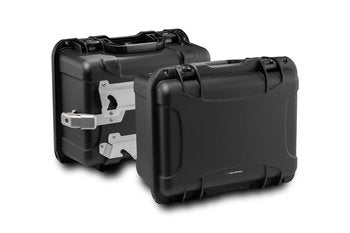 SW Motech NANUK side case system