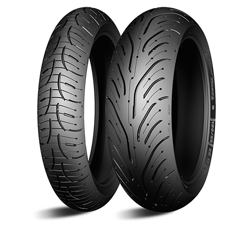 Michelin Pilot Road 4 120/60-17
