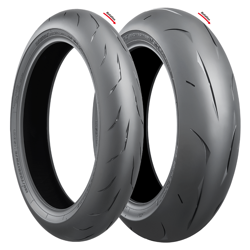 Bridgestone Battlax Racing Street RS10 TypeR
