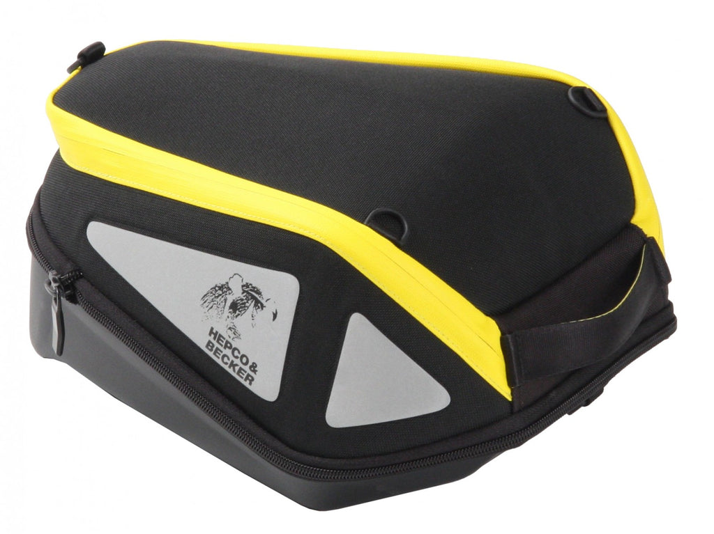 Hepco & Becker Royster Tankbag Yellow