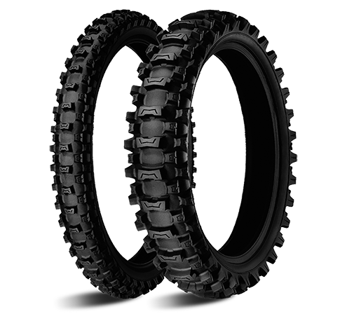 Michelin Starcross MS3 Junior 70/100-19