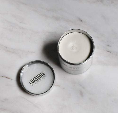 Luxignite│ Water based Matte Clay│High Hold & Matte Finish│ + SOLID COLOGNE