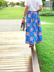 Girls Boho Maxi Skirts