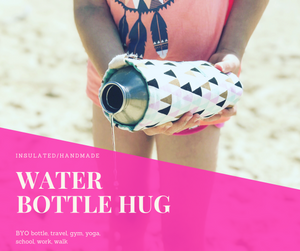 Water Bottle Hugs