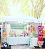 market stall - eumundi markets - saturdays - tribal mama love