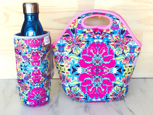 *SALE Lunch Set Duo - Bag & Water Bottle Hug