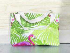Handmade Lunch Bag - Tropicana
