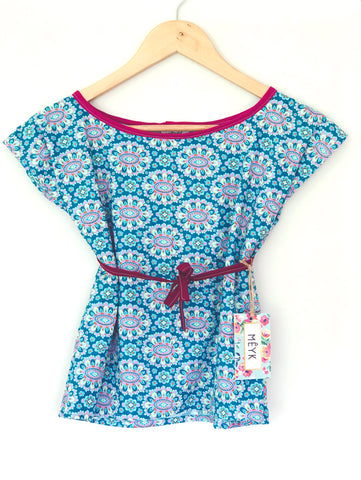 Kids Kaftan- teal