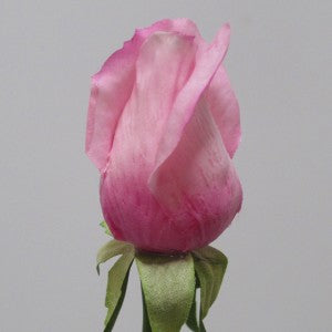 Rose - Real Touch - Bud - Dusty Pink