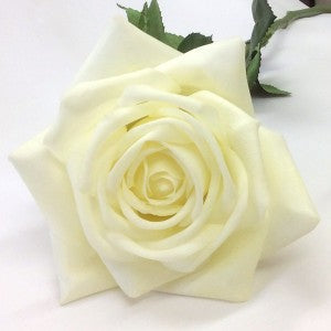 Rose - Natural - Real Touch - Cream