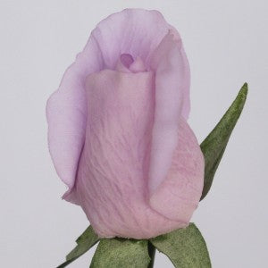 Rose - Real Touch - Bud - Vintage Lilac