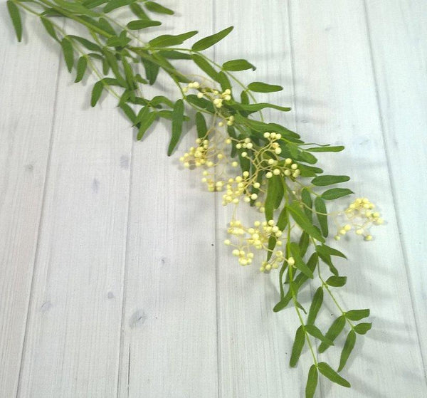 Peppercorn and Foliage Spray