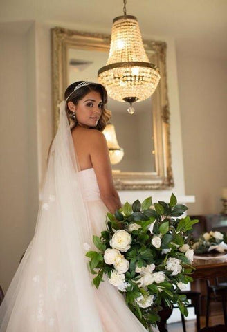 Yasna Bridal Bouquet $270
