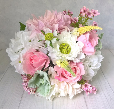 Gail Bridal Bouquet $145