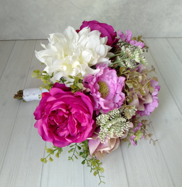 Josie Bridal Bouquet $135