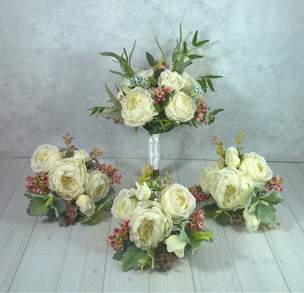 Sharn- Bridal Bouquet $160