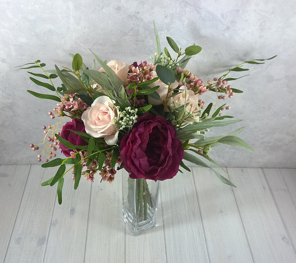 Julie - Bridal Bouquet $165