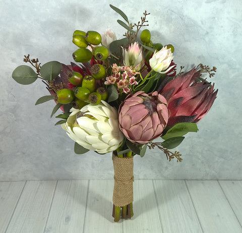 Bec Number 2 Bridal Bouquet $210