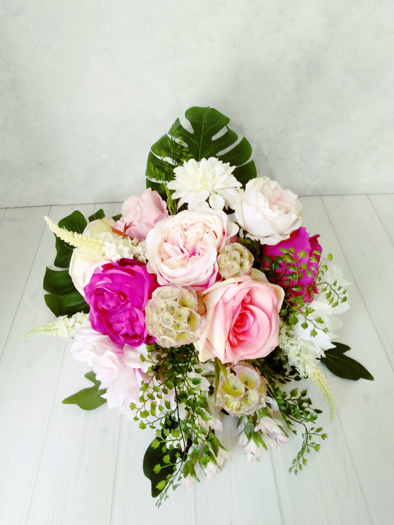 Amanda Bridal Bouquet $185