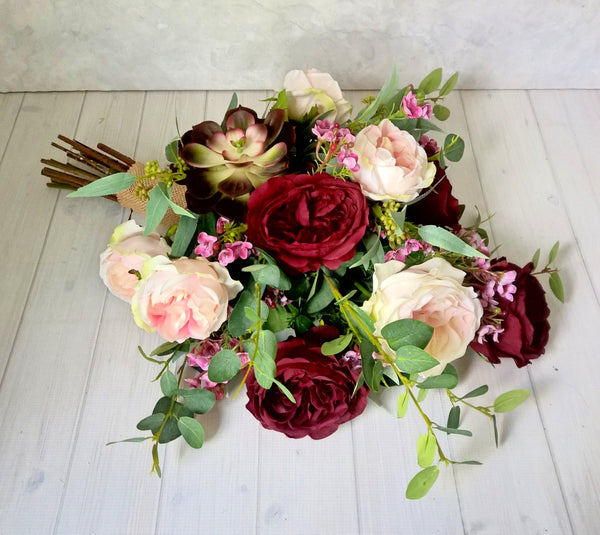 Abby Bridal Bouquet $165