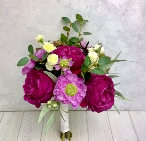 Andrea Bridal Bouquet $125
