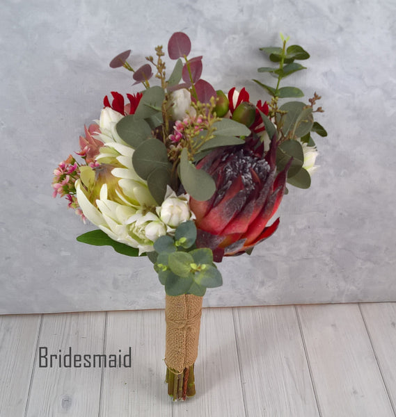 Bec Number 1 Large Bridal Bouquet $320
